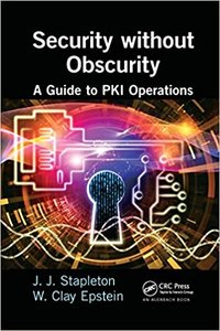 Security Without Obscurity: A Guide to Pki Operations-cover