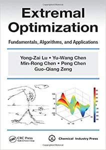 Extremal Optimization: Fundamentals, Algorithms, and Applications-cover