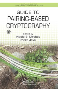 Guide to Pairing-Based Cryptography-cover