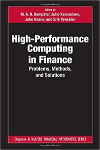 High-Performance Computing in Finance: Problems, Methods, and Solutions-cover
