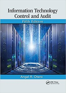 Information Technology Control and Audit, Fifth Edition-cover