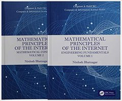 Mathematical Principles of the Internet, Two Volume Set-cover