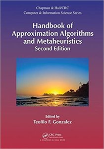Handbook of Approximation Algorithms and Metaheuristics, Second Edition: Two-Volume Set-cover