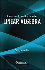 Concise Introduction to Linear Algebra-cover