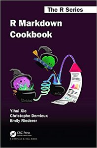 R Markdown Cookbook-cover