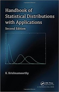 Handbook of Statistical Distributions with Applications-cover