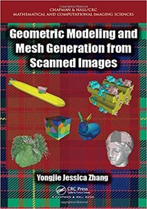 Geometric Modeling and Mesh Generation from Scanned Images-cover
