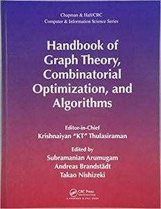 Handbook of Graph Theory, Combinatorial Optimization, and Algorithms-cover