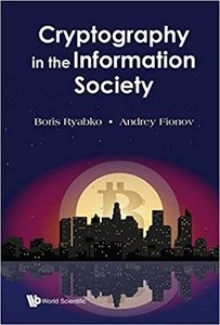 Cryptography in the Information Society-cover