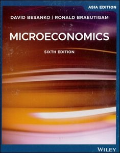 Microeconomics, 6/e (IE-Paperback)-cover