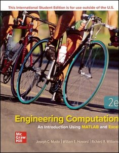 Engineering Computation: An Introduction Using MATLAB and Excel, 2/e (IE-Paperback)