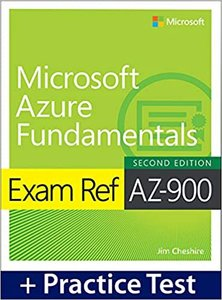 Exam Ref Az-900 Microsoft Azure Fundamentals with Practice Test-cover