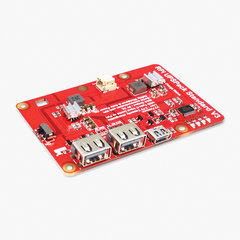 樹莓派 UPS 鋰電池擴充板 | USB 雙輸出電源供應模組 (V3)-cover