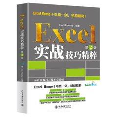 Excel實戰技巧精粹(第2版) -cover