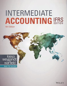 Intermediate Accounting IFRS, 4/e (Paperback)-cover