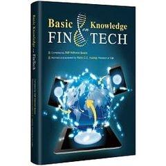 金融科技力(英文版)-Basic Knowledge on FinTech-cover