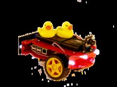 Duckiebot DB18 人工智慧自走車( Duckietown | 小鴨城 | 小鴨車)-cover