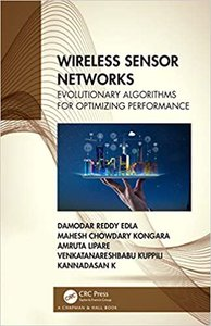 Wireless Sensor Networks: Evolutionary Algorithms for Optimizing Performance-cover