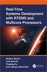 Real-Time Systems Development with Rtems and Multicore Processors-cover