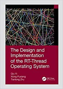 The Design and Implementation of the Rt-Thread Operating System-cover