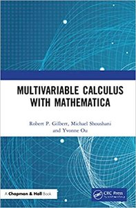 Multivariable Calculus with Mathematica-cover