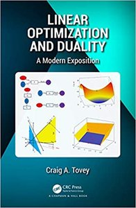 Linear Optimization and Duality: A Modern Exposition-cover