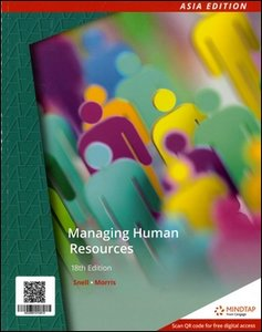 Managing Human Resources, 18/e (IE-Paperback)-cover
