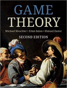 Game Theory, 2/e (Hardcover)-cover