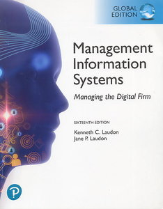 Management Information Systems: Managing the Digital Firm, 16/e (IE-Paperback)-cover