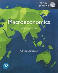 Macroeconomics, 8/e (GE-Paperback)-cover
