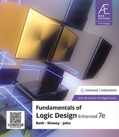 Fundamentals of Logic Design Enhanced, 7/e (IE-Paperback)(CD Inside) AE【內含Access Code,經刮除不受退】-cover
