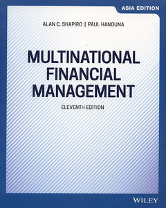 Multinational Financial Management, 11/e (AE-Paperback)-cover