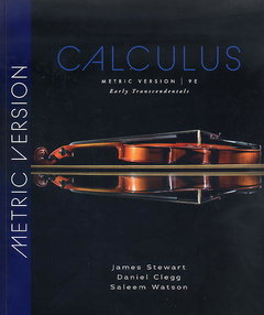 Calculus : Early Transcendentals, 9/e (Metric Version)(Hardcover)-cover