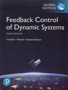 Feedback Control of Dynamic Systems, 8/e (IE-Paperback)-cover