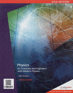 Physics for Scientists and Engineers with Modern Physics, 10/e (AE-Paperback)-cover