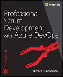 Professional Scrum Development with Azure Devops-cover