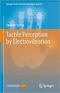Tactile Perception by Electrovibration-cover
