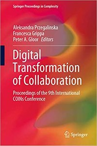 Digital Transformation of Collaboration: Proceedings of the 9th International Coins Conference