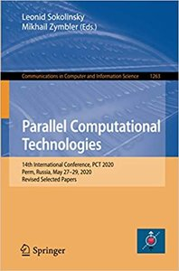 Parallel Computational Technologies: 14th International Conference, PCT 2020, Perm, Russia, May 27-29, 2020, Revised Selected Papers-cover