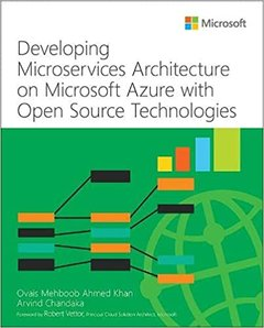 Developing Microservices Architecture on Azure with Open Source Technologies-cover