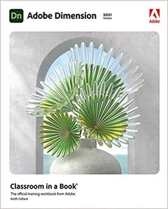 Adobe Dimension Classroom in a Book (2021 Release)-cover
