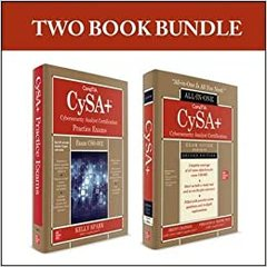 Comptia Cysa+ Cybersecurity Analyst Certification Bundle (Exam Cs0-002)-cover