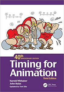 Timing for Animation, 40th Anniversary Edition-cover