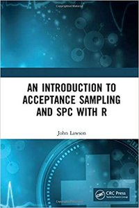 An Introduction to Acceptance Sampling and Spc with R-cover