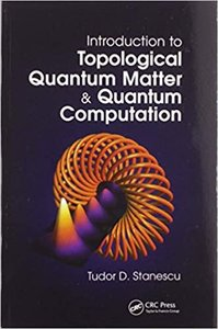 Introduction to Topological Quantum Matter & Quantum Computation-cover