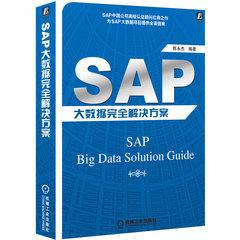 SAP 大數據完全解決方案
