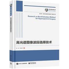 國之重器出版工程高光譜圖像波段選擇技術-cover