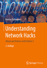 Understanding Network Hacks: Attack and Defense with Python 3-cover