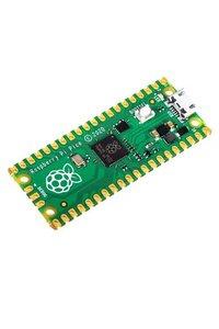 Raspberry Pi Pico 套件A(含Pico + 傳輸線 + 排針)-cover