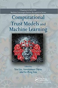 Computational Trust Models and Machine Learning-cover
